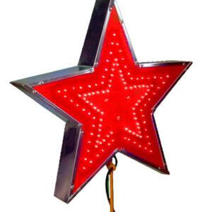 Верхушка для елки «Звезда» стандарт