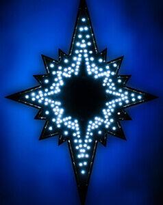 Макушка для елки «Полярная звезда» стандарт