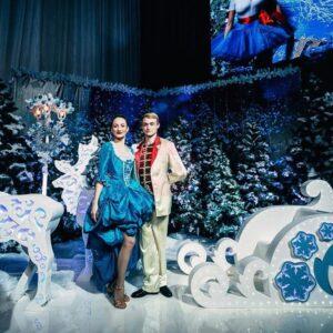 Новогодняя фотозона «Новогодняя сказка»