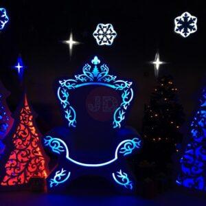 Новогодняя фотозона «Морозко»
