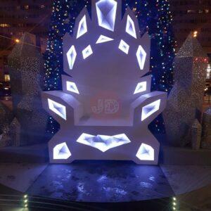 Новогодний трон 3 метра