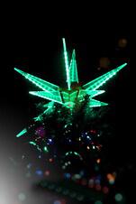 Верхушка для елки премиум «Кристалл»
