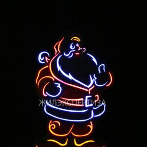"Светящийся ""Дед Мороз"""
